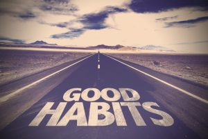 Getting Back to Good Habits