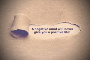 Negative Mental Habits